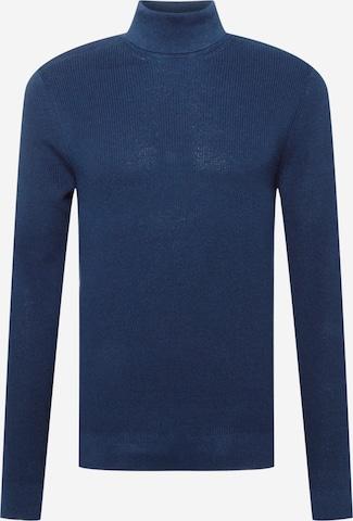 Pulover de la BLEND pe albastru