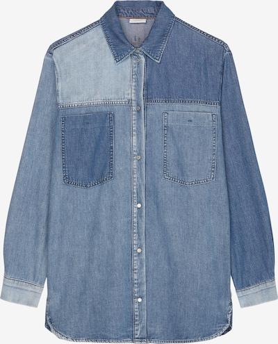 Marc O'Polo DENIM Shirt in blau / hellblau / dunkelblau, Produktansicht