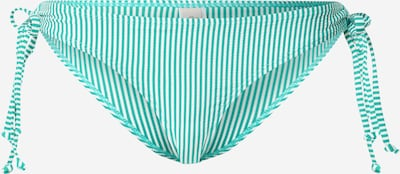 BeckSöndergaard Spodní díl plavek 'Striba Bibi' - nefritová / bílá, Produkt