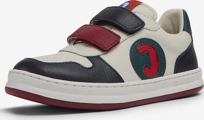 CAMPER Sneaker 'Runner Four' in beige / dunkelrot / schwarz, Produktansicht