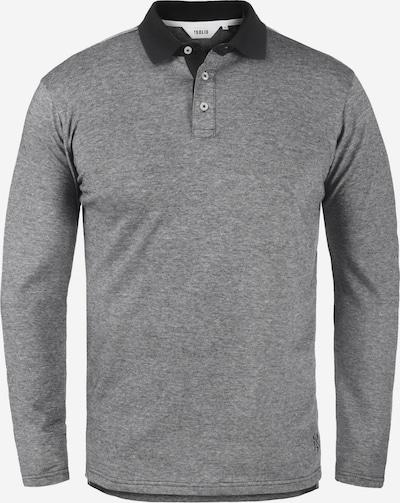 !Solid Poloshirt 'Pantos' in grau / hellgrau / schwarz, Produktansicht