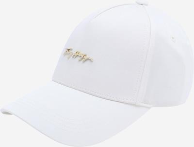 Șapcă TOMMY HILFIGER pe alb, Vizualizare produs