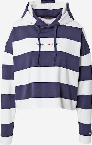 Tommy Jeans Sweatshirt in Blue