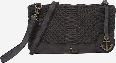 Harbour 2nd Clutch 'Amy' in schwarz, Produktansicht