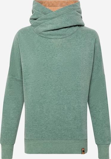 Fli Papigu Sweatshirt 'The Dancebreakerin' in mottled green, Item view