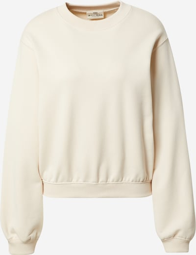 A LOT LESS Sweatshirt 'Haven' in natural white, Item view