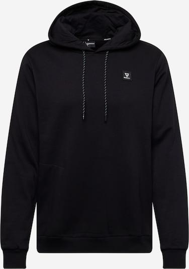 BRUNOTTI Sportiska tipa džemperis 'Pascual', krāsa - melns / balts, Preces skats