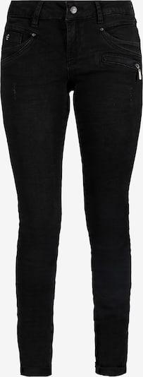 Miracle of Denim Skinny Fit Jeans in schwarz, Produktansicht