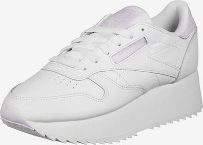 Reebok Classic Sneakers low in pastel purple / white, Item view