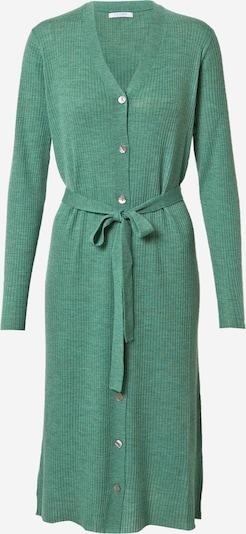 Claire Robe 'Delva' en vert, Vue avec produit