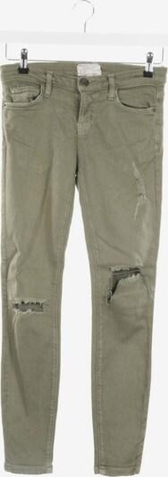 Current/Elliott Jeans in 25 in oliv, Produktansicht