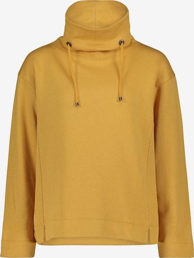 Cartoon Sweatshirt langarm in gelb, Produktansicht
