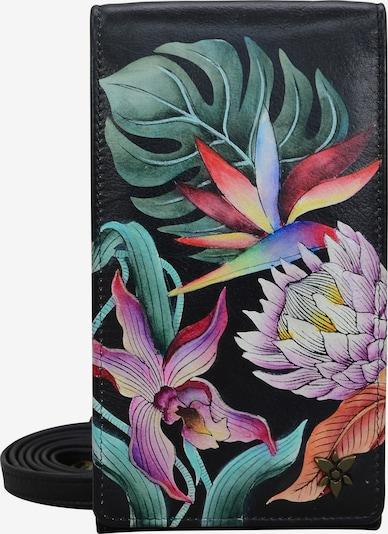 ANUSCHKA Brieftasche 'Island Escape BK' in mischfarben, Produktansicht