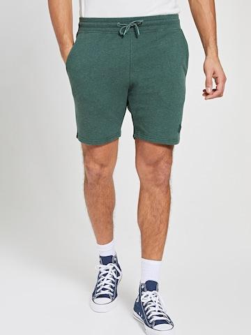 Shiwi Püksid, värv roheline
