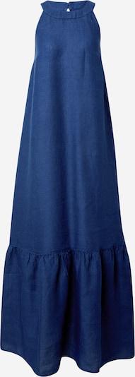 120% Lino Robe en bleu, Vue avec produit