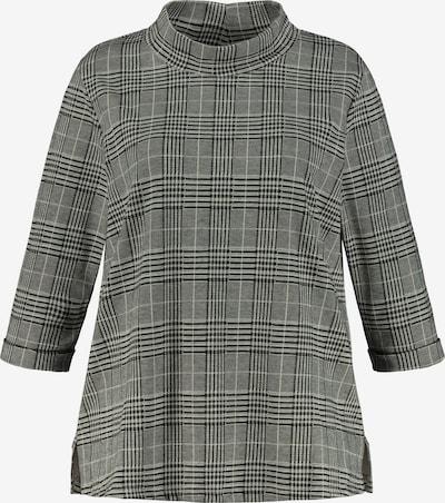 Ulla Popken Sweatshirt in grün, Produktansicht