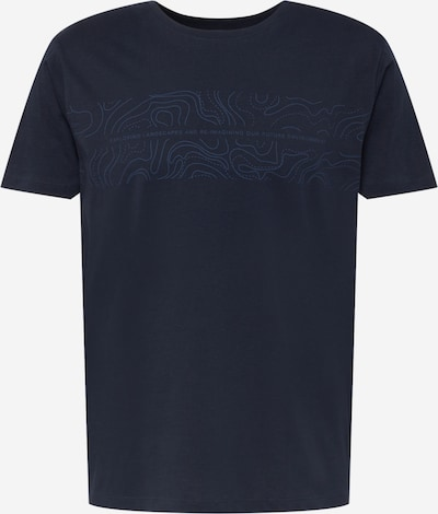 EDC BY ESPRIT Shirt in Navy / Black, Item view
