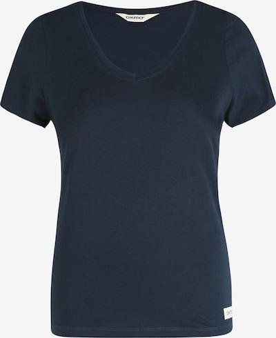 Oxmo V-Shirt 'Vanni' in grau / dunkelgrau, Produktansicht