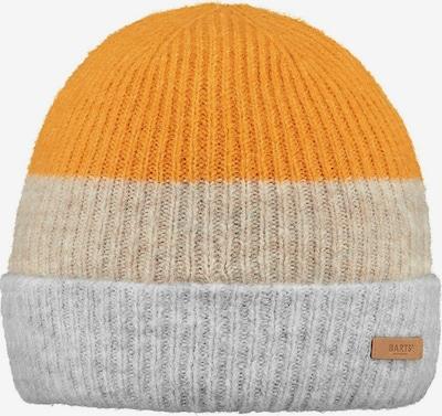 Barts Mütze in beige / gelb / grau, Produktansicht