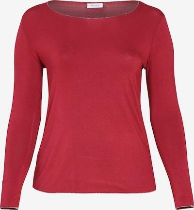 Paprika T-Shirts in bordeaux, Produktansicht