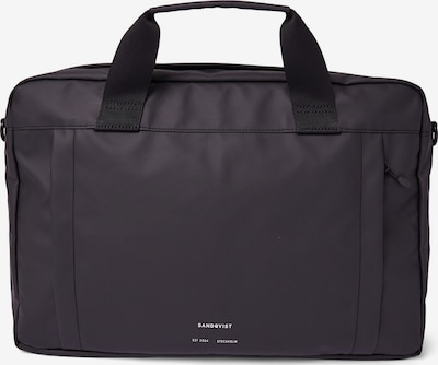 SANDQVIST Чанта за лаптоп 'DAL' в черно, Преглед на продукта