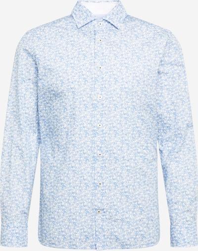 Hackett London Košulja u svijetloplava / bijela, Pregled proizvoda