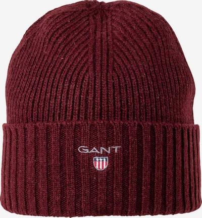 GANT Mütze in bordeaux, Produktansicht