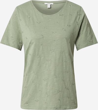 ESPRIT T-shirt en vert clair, Vue avec produit