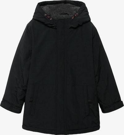 MANGO KIDS Between-Season Jacket in Black, Item view