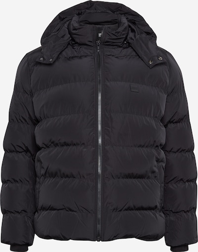 Giacca invernale Urban Classics Big & Tall di colore nero, Visualizzazione prodotti