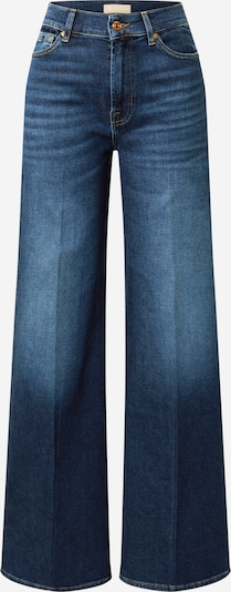 7 for all mankind Jean 'LOTTA' en bleu denim, Vue avec produit