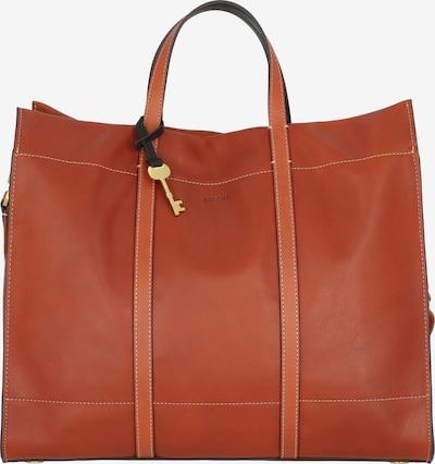 FOSSIL Shopper 'Carmen' in braun, Produktansicht