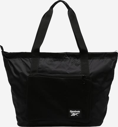 Reebok Sport Sportovní taška 'Tech Style' - černá / bílá, Produkt