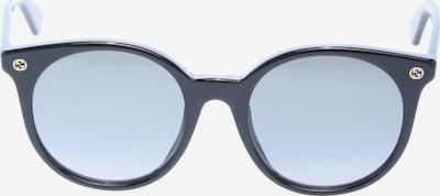 Gucci runde Sonnenbrille in One Size in schwarz, Produktansicht