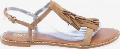 REPLAY Römer-Sandalen in 40 in braun, Produktansicht