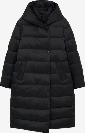 MANGO Zimní kabát 'Oslo' - černá, Produkt