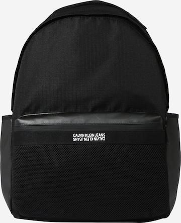 Calvin Klein Jeans Plecak w kolorze czarny