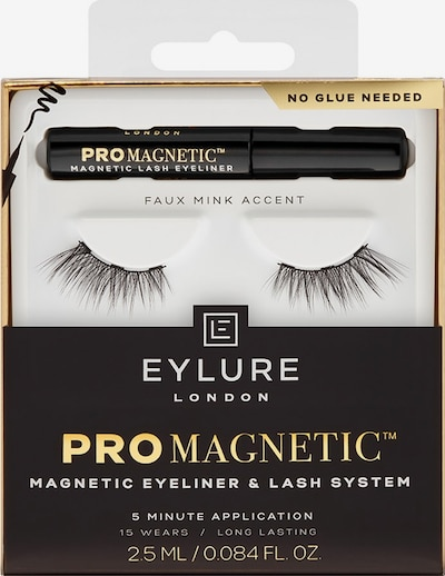 Eylure Artificial Eyelashes 'Magnetic System' in Black, Item view