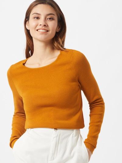 VERO MODA Pullover 'Glory' in senf, Modelansicht