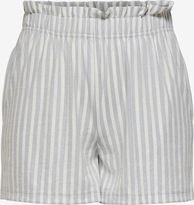 Pantaloni ONLY di colore blu chiaro / bianco, Visualizzazione prodotti