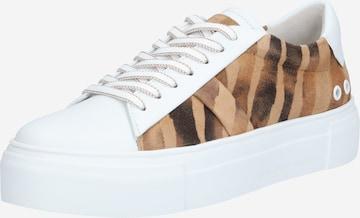 Kennel & Schmenger Sneaker 'Big' in Braun