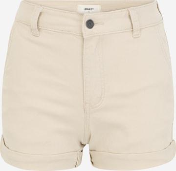 OBJECT Petite Pants 'PENNY' in Beige