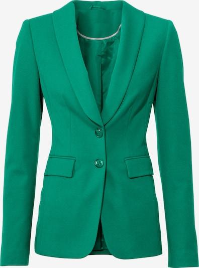 heine Blazer in grün, Produktansicht