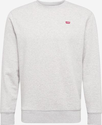 LEVI'S Sweatshirt 'Core' in de kleur Grijs, Productweergave