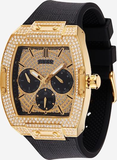 GUESS Analogové hodinky 'PHOENIX' - zlatá / černá, Produkt