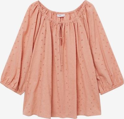 Bluză 'Brisbain' MANGO pe roz, Vizualizare produs