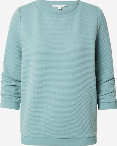 TOM TAILOR DENIM Sweatshirt in mint, Produktansicht