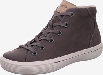 Legero High-Top Sneakers ' Fresh' in Grey