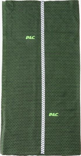 P.A.C. Sportschal 'Reflector' in grün / weiß, Produktansicht