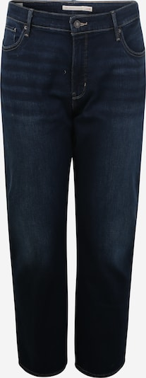 Levi's® Plus Jeans '314 PL SHAPING STRAIGHT' in de kleur Blauw denim, Productweergave